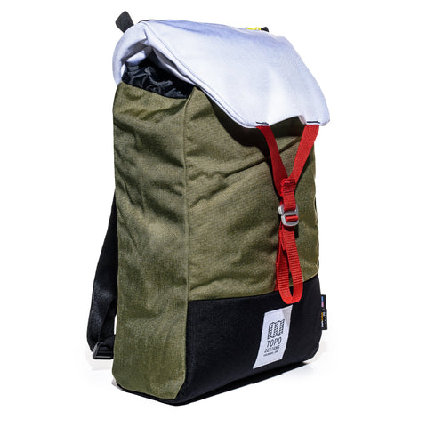 topo designs ypack olive front right