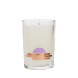 wary meyers scented candle violet pepper front