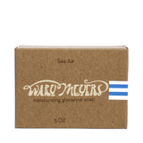 wary meyers scented soap sea air boxed