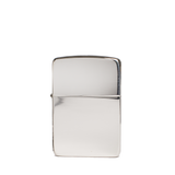 zippo lighter 1941 replica polished sterling silver front