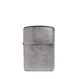 zippo lighter 1941 replica vintage chrome front