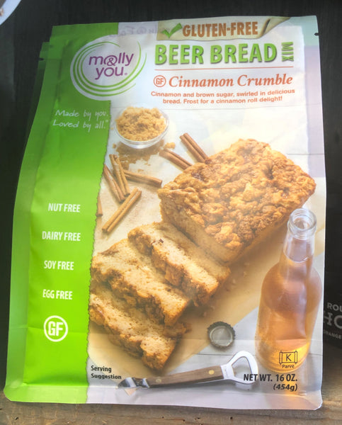 Molly & You Beer Bread/Cake Mixes
