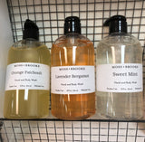Moss + Brooke Hand & Body Wash