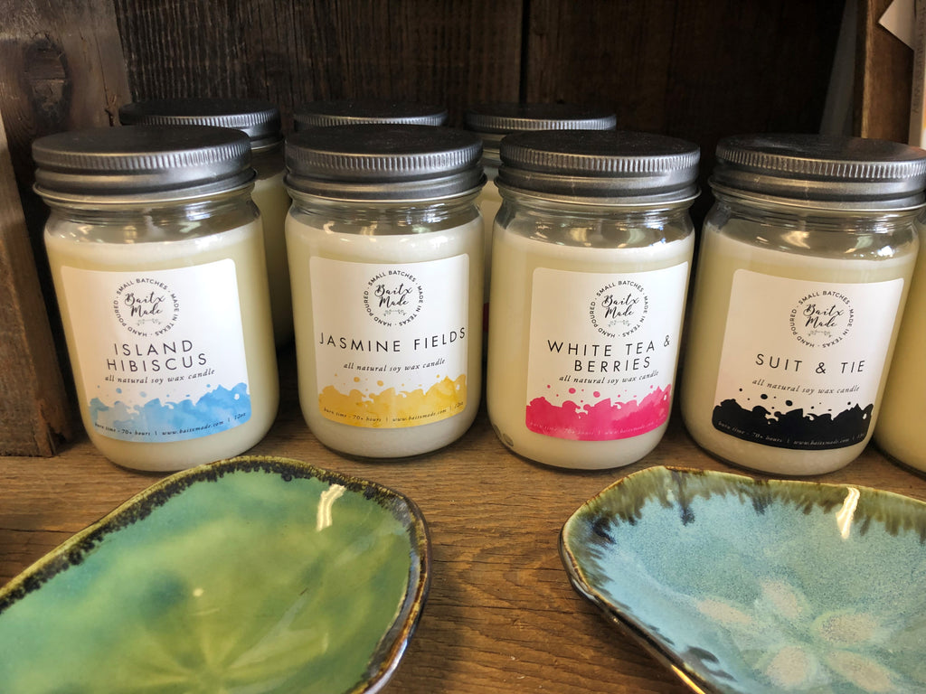 Baitx Made Soy Wax Candles