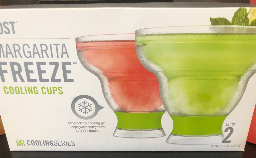 Host Margarita Freeze Cups