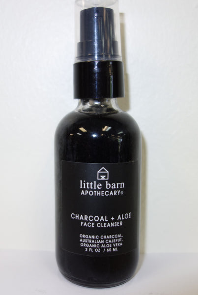 Little Barn Apothecary Face Cleanser