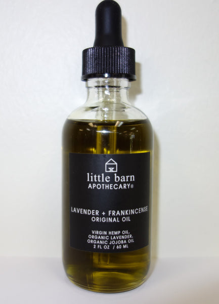 Little Barn Apothecary Original Face Oil