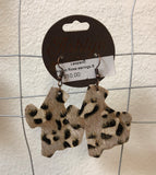 Texas Leopard Earrings