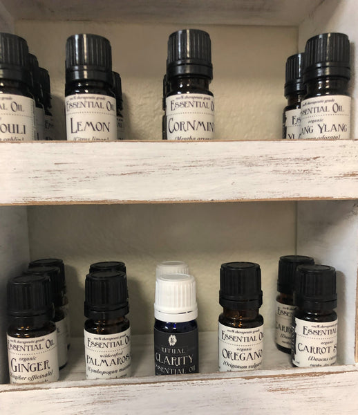 Rooted Apothecary Essential Oils