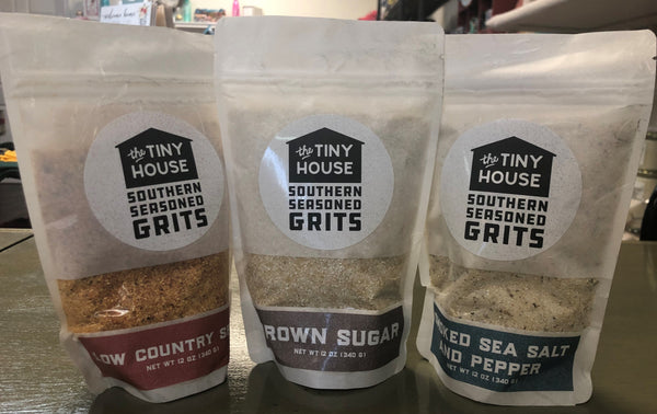Tiny House Southern Grits