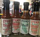 Stomp & Holler Hot Sauces