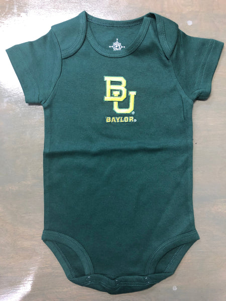 Texas Collegiate Infant Onesies
