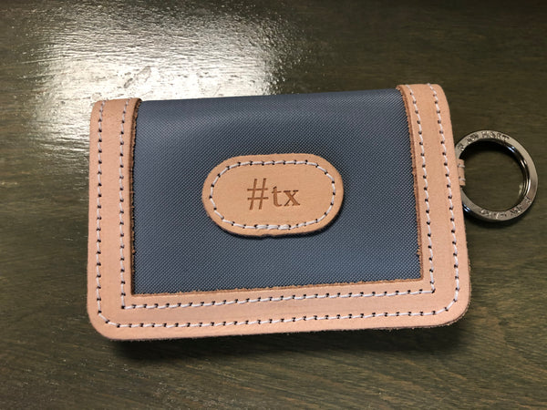 ID Wallet #tx Hot Stamped