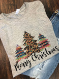 Serape Christmas Tree Tee
