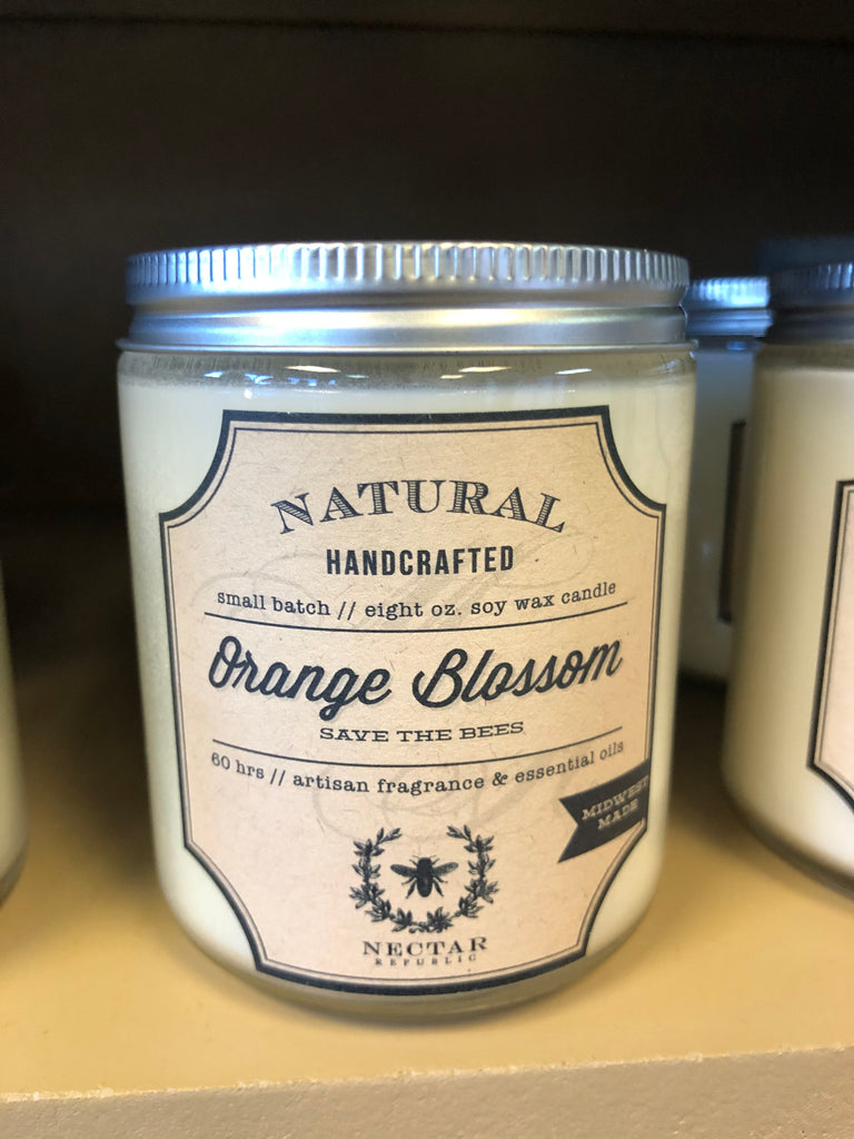 Nectar Republic Soy Candles