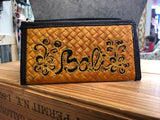 Small Handmade Bali Coin/Cosmetic Clutches