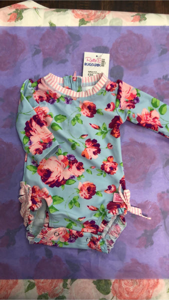 Life is Rosy Infant/Toddler Swim Suit