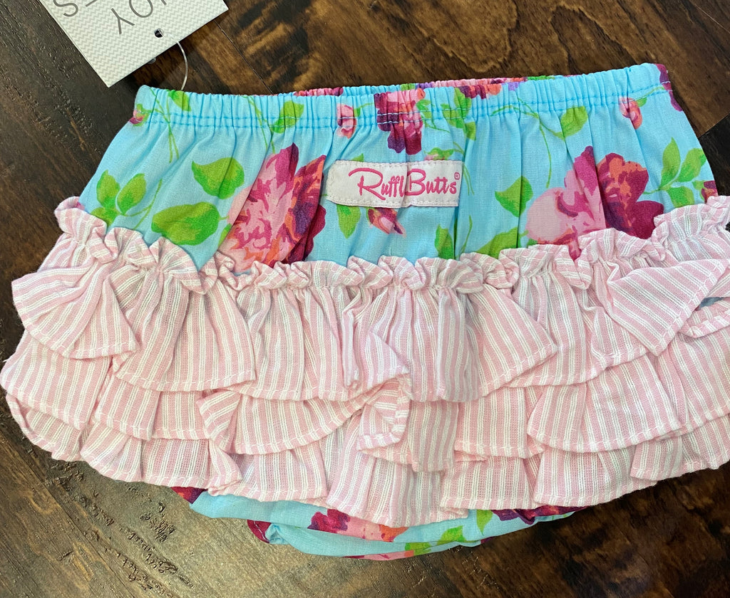 Life is Rosy Ruffle Butts Bloomers