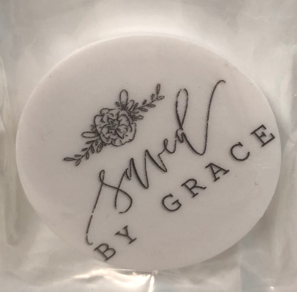 Saved by Grace Pop Socket