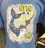 "Itsa Girl Thing ""One of A Kind"" T-Shirt"