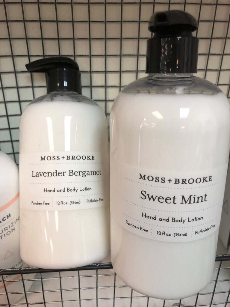 Moss + Brooke Hand & Body Lotion