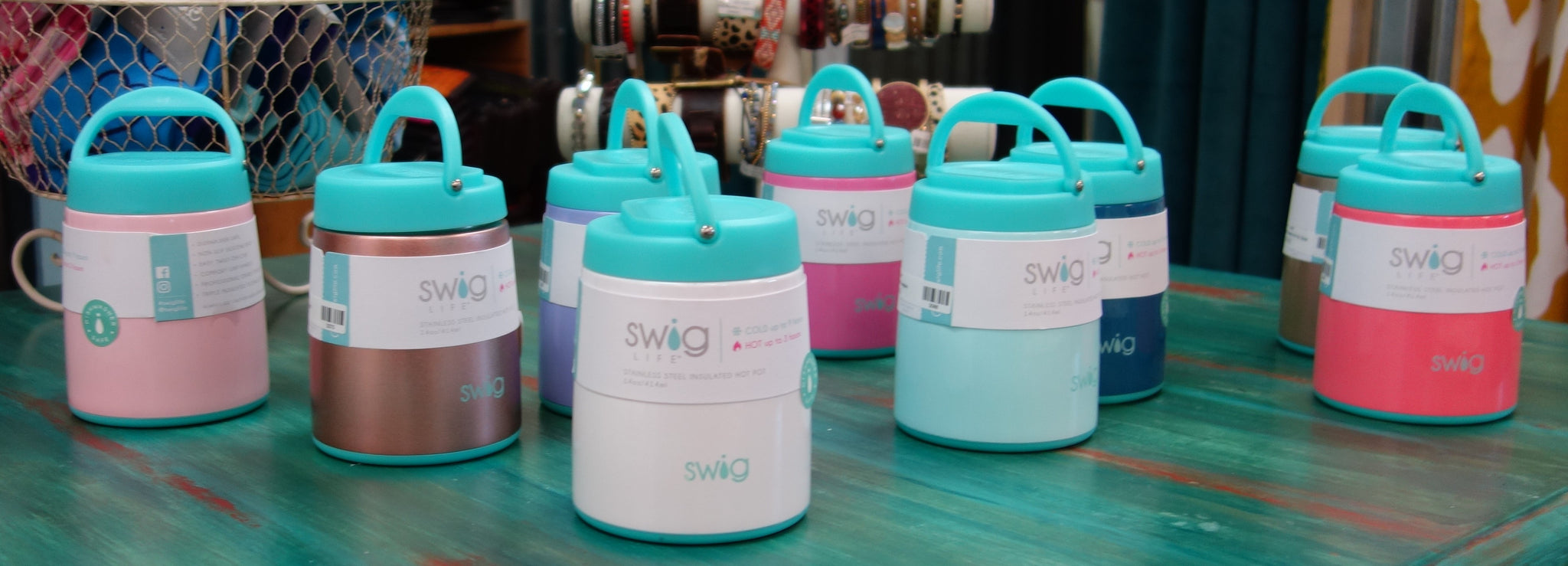 Swig Insulated Hot Pots