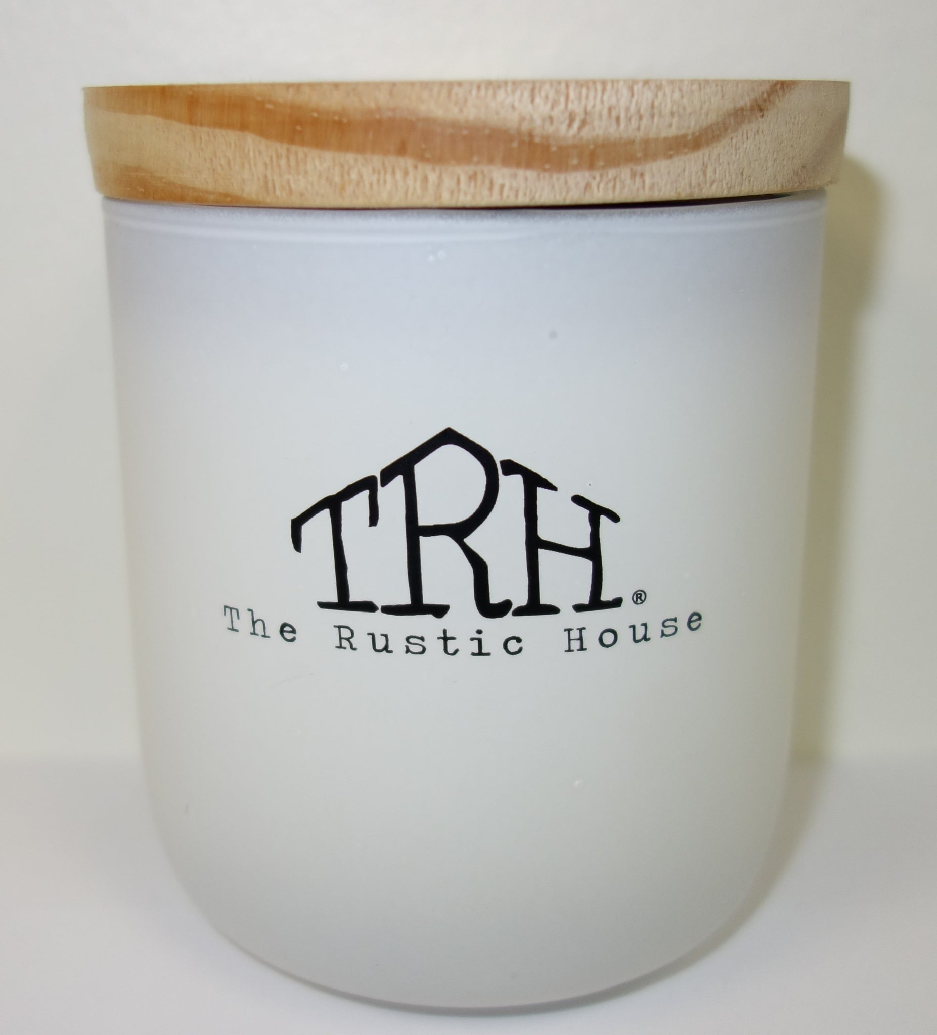 The Rustic House: Rosewood Amber Soy Candle