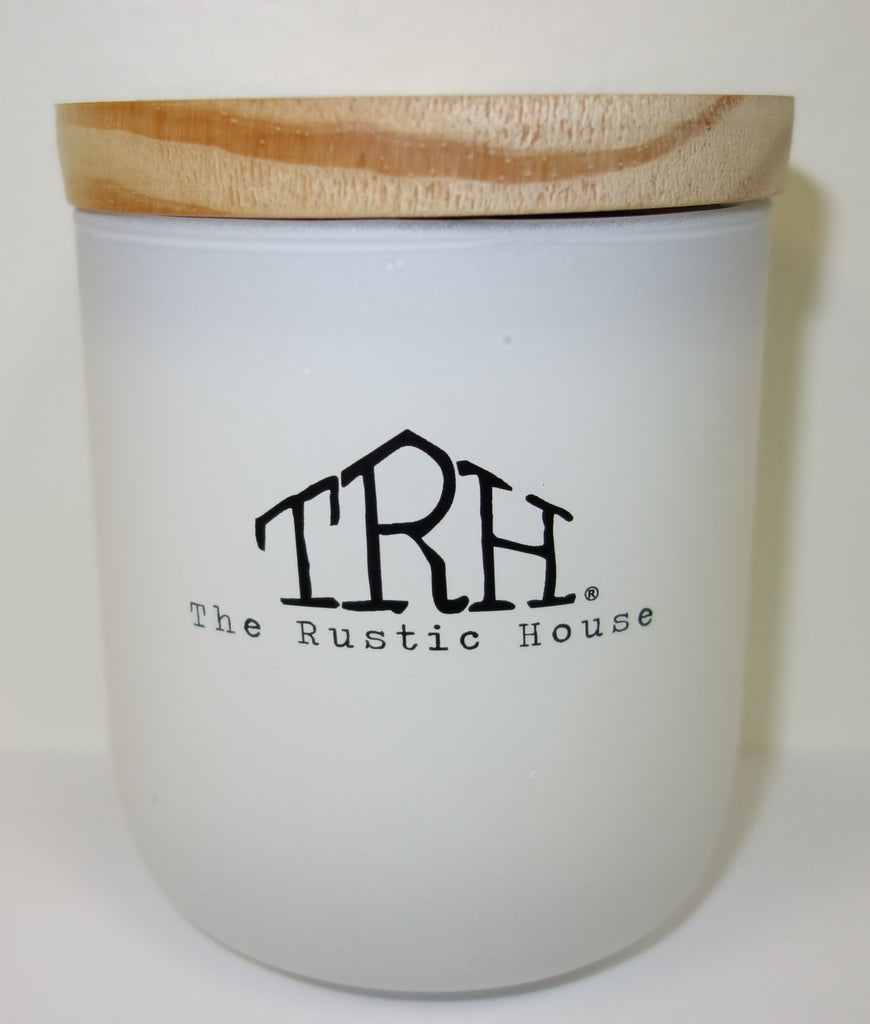 The Rustic House: Tea & Ginger Soy Candle