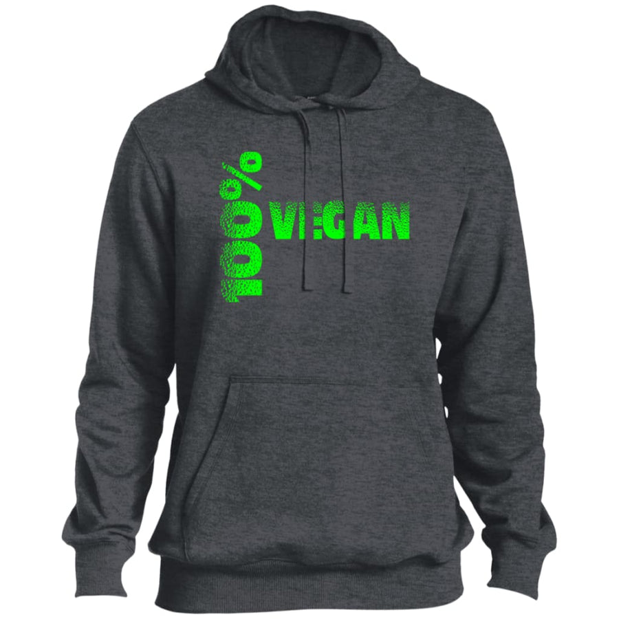100% Vegan Pullover Hoodie - Yours fruitfully