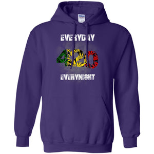 420 Everyday - Everynight Pullover Hoodie 8 oz. - Yours fruitfully
