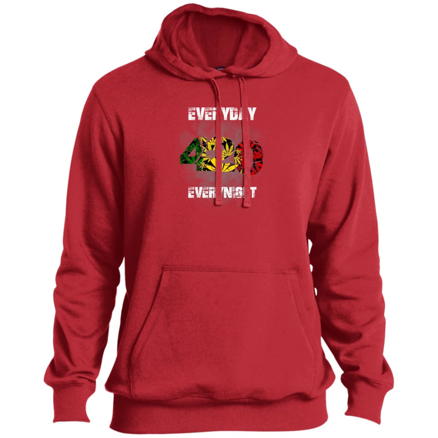 420 Everyday - Everynight Tall Pullover Hoodie - Yours fruitfully