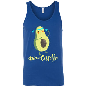 Avo-cardio Tank - Yours fruitfully