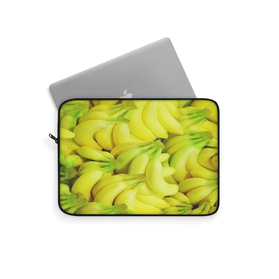 Banana Design Laptop Sleeve - Yours fruitfully