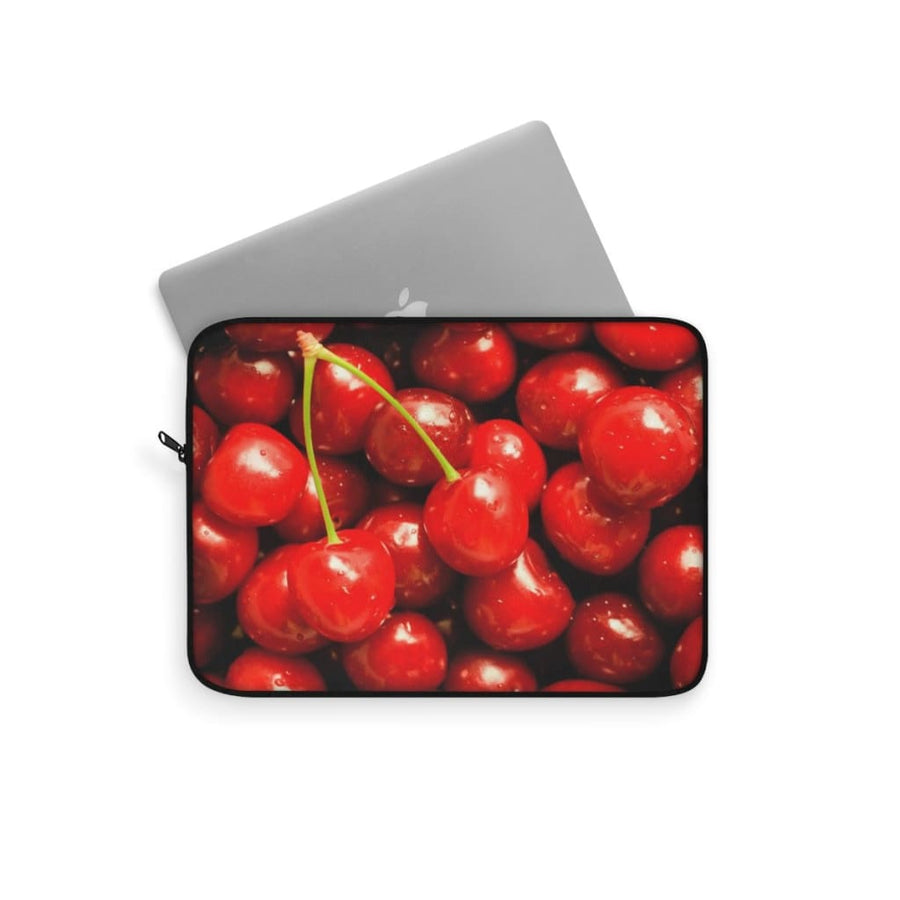 Cherry Collection Laptop Sleeve - Yours fruitfully