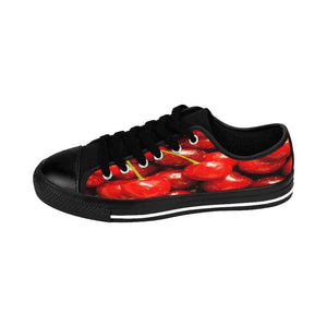 Cherry Design Women's Sneakers - Yours fruitfully