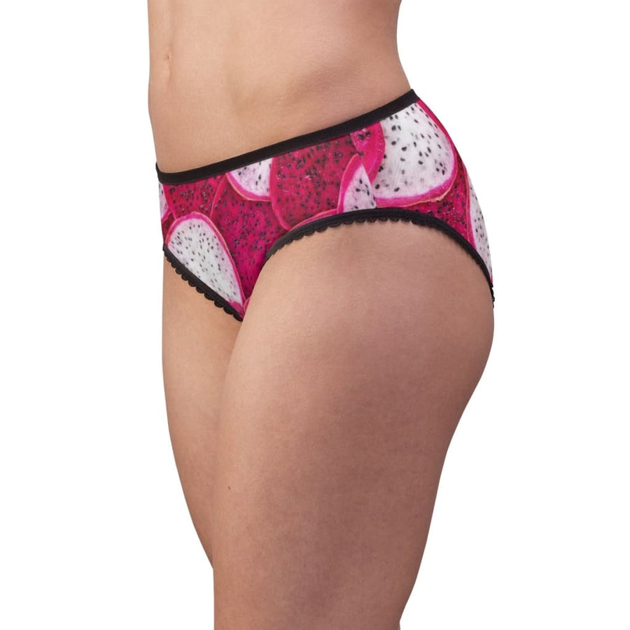 Dragon Fruit Design Women's Briefs - Yours fruitfully