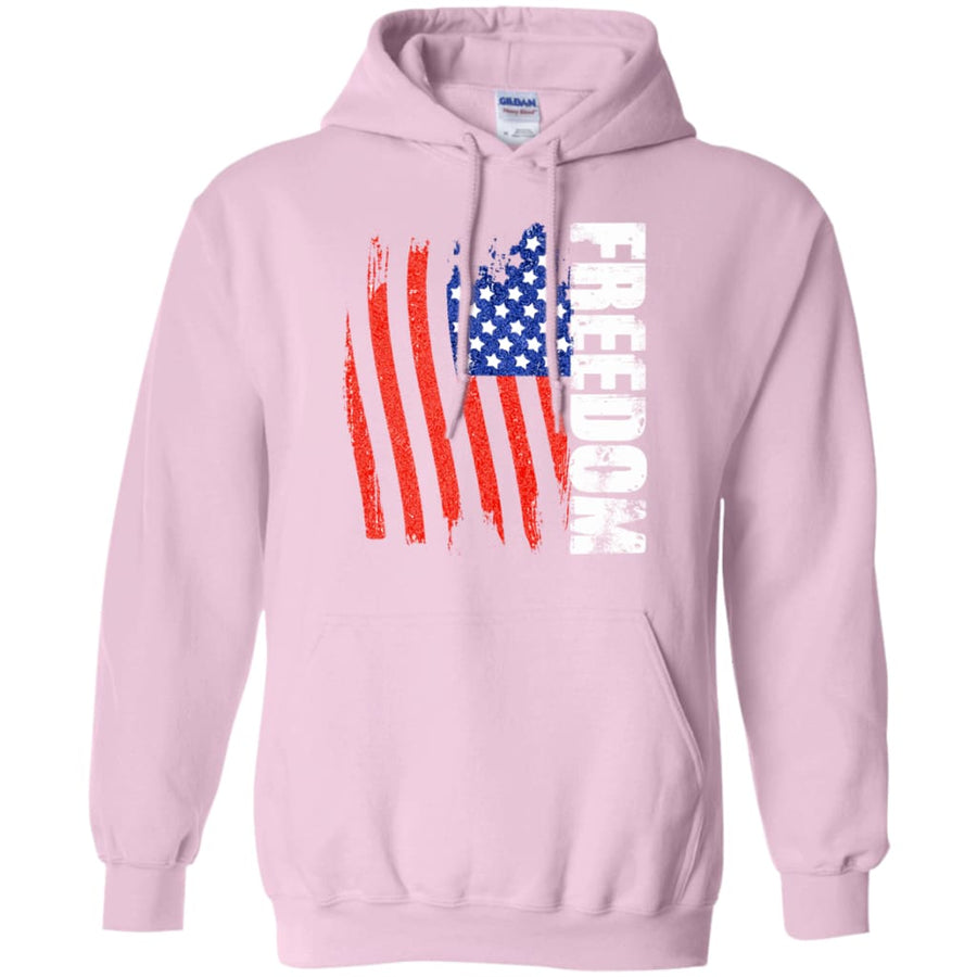 Freedom Pullover Hoodie - Yours fruitfully