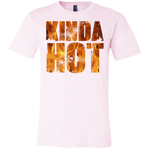 Kinda Hot Unisex Jersey Short-Sleeve T-Shirt - Yours fruitfully