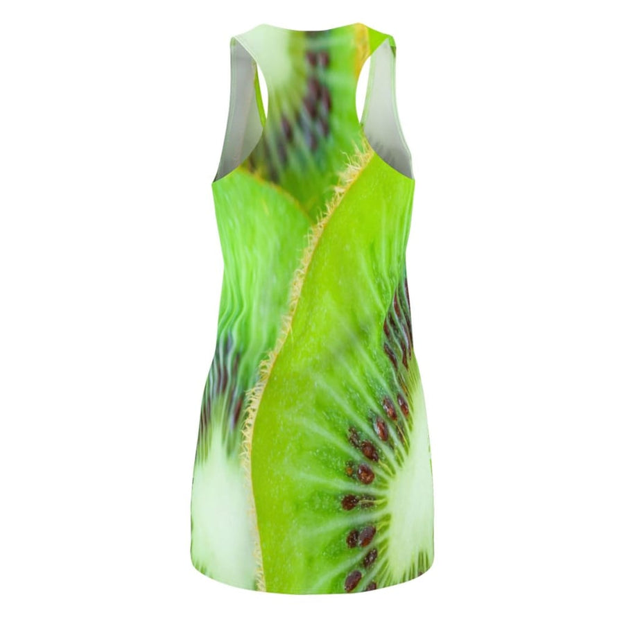 Kiwi Design Racerback Dress - Yours fruitfully