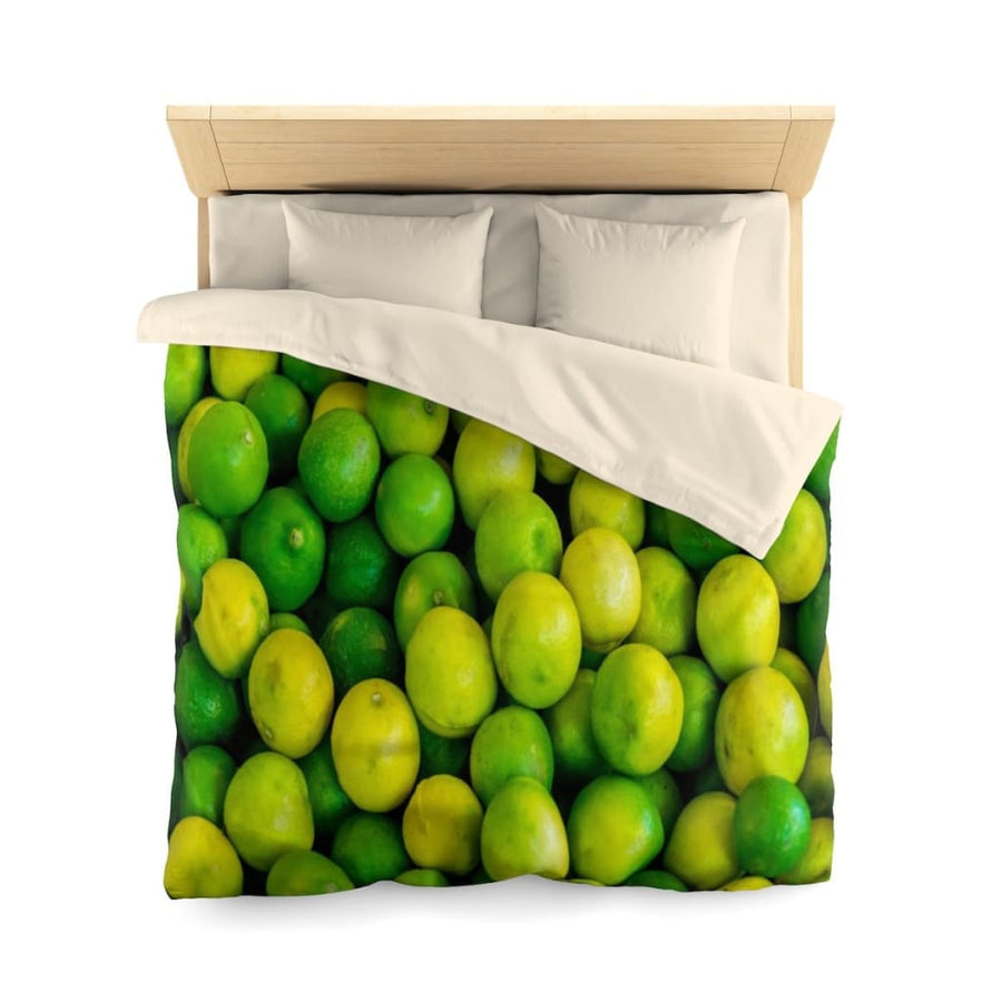 Lime Design Duvet Cover - Yours fruitfully
