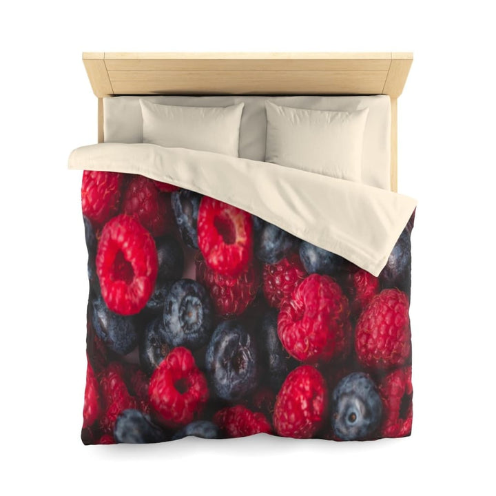 Mixed Berries Design Duvet Cover - Yours fruitfully