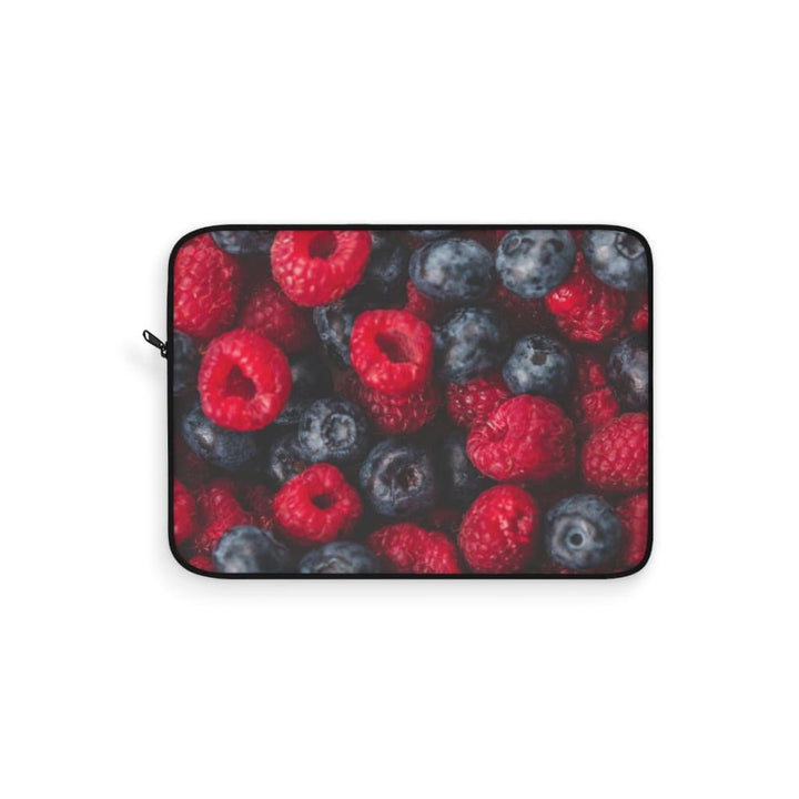 Mixed Berries Design Laptop Sleeve - Yours fruitfully