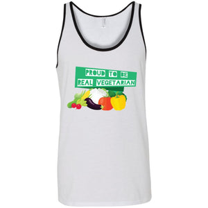 Proud To Be Unisex Tank - Yours fruitfully