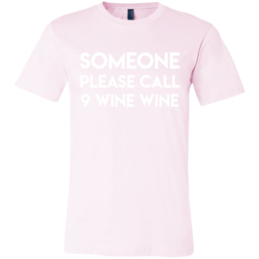 Someone Call Unisex Jersey Short-Sleeve T-Shirt - Yours fruitfully