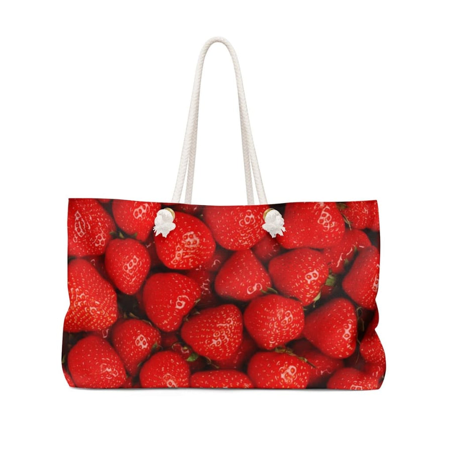 Strawberries Design Bag - Yours fruitfully