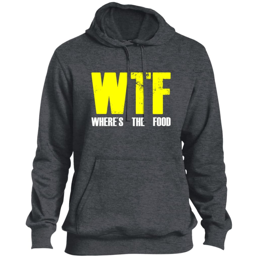 Where's The Food Tall Pullover Hoodie - Yours fruitfully