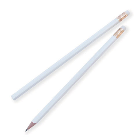 Simple White Pencil