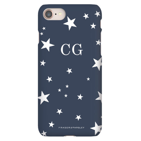 Star | Marine Blue Phone Case