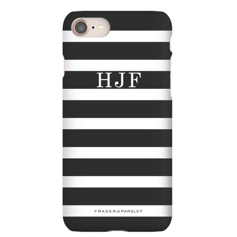 Breton | Charcoal Phone Case