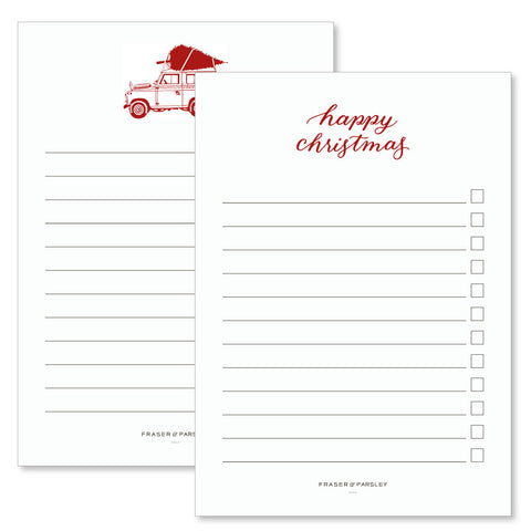 Christmas Companion Sheets